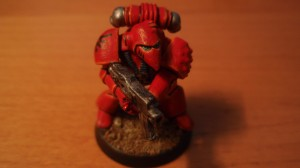 Blood Angels Space Marine