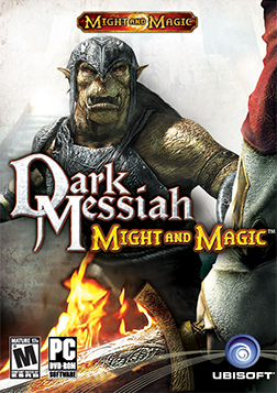 Dark Messiah cover