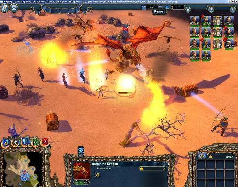 Majesty 2 Screenshot