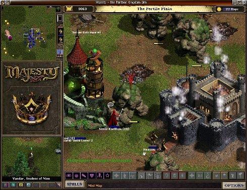 Majesty Screenshot