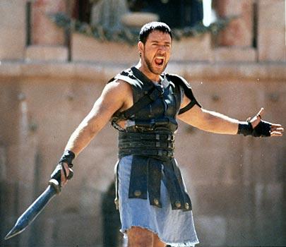 Gladiator Crowe