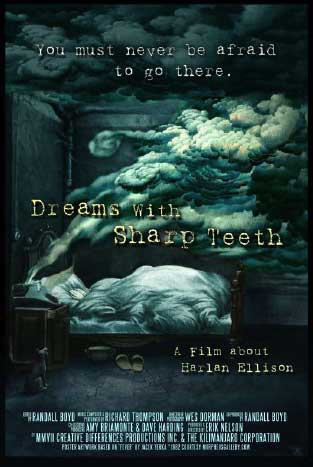 Dreams With Sharp Teeth cover