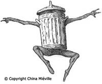 Trashcan ninja