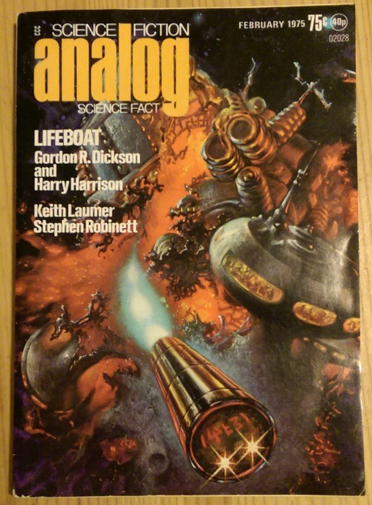 Analog February 1975