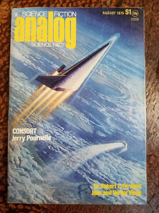 Analog August 1975